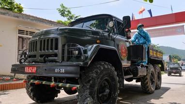 Nghệ An: Quân dân chung sức, đồng lòng nơi tâm dịch Covid-19