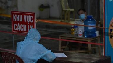 F1 thành F0, Nghệ An hiện có 5 ca nhiễm Covid-19
