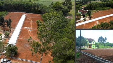 Thêm một dự án nhà đất 'ma' bị xóa sổ