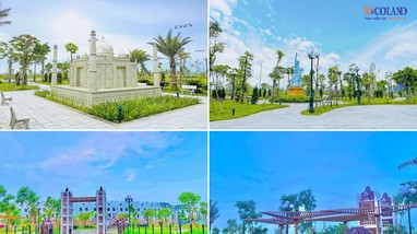 Đã mắt ngắm 'Singapore giữa lòng Nghệ An': đẹp ngỡ ngàng, 99% đã hoàn thiện