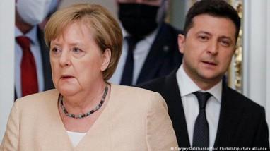 Ukraine: Dòng chảy phương Bắc 2 là 'vũ khí địa chính trị nguy hiểm'