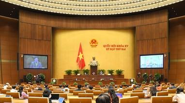 Sáng nay 27/10, Quốc hội thảo luận về một số cơ chế, chính sách đặc thù phát triển Nghệ An