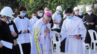 Giáo phận Vinh không tổ chức Đại lễ hành hương kính Thánh Antôn để phòng dịch