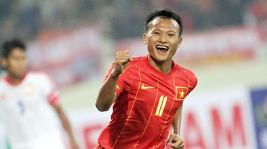 Liệu Trọng Hoàng có được vào sân trận gặp Malaysia?