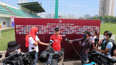 Danh sách U22 Việt Nam: Bộ đôi cầu thủ SLNA lỡ hẹn đầy nuối tiếc
