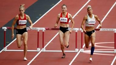 Tầm nhìn Olympic và câu nói 'Mẹ ơi, con làm được rồi'