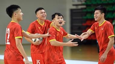 Fulsal Việt Nam - Những bước đi tự lực, tự cường