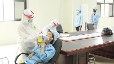 Sáng 15/5: Thêm 20 ca bệnh; Bắc Giang xuất hiện ổ dịch mới trong khu công nghiệp