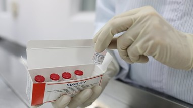 Việt Nam bắt đầu sản xuất vaccine Sputnik V