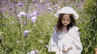 Con gái 5 tuổi xinh như thiên thần của Hoa hậu Hà Kiều Anh