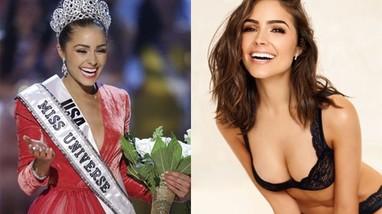 Tiết lộ thú vị về Hoa hậu Hoàn vũ siêu thấp và rất gợi cảm