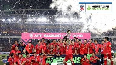 Herbalife Việt Nam trở thành Nhà tài trợ đồng hành của AFF Suzuki Cup 2020