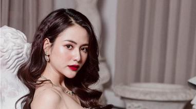 Nhan sắc tình mới của Mạnh Trường trong 'Hương vị tình thân' 2