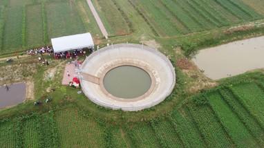Phục dựng giếng cổ hàng trăm năm tuổi ở Nam Đàn