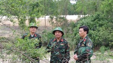 Sẵn sàng cơ sở vật chất, phương tiện kỹ thuật tham gia diễn tập khu vực phòng thủ tỉnh