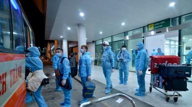 Nghệ An sẽ đón công nhân làm việc tại Bắc Giang trở về từ ngày 12 - 15/6