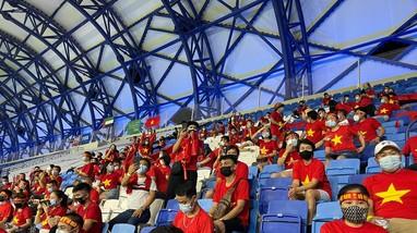 Nước chủ nhà UAE làm khó cổ động viên Việt Nam