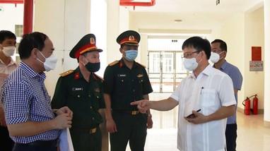 Nghệ An đảm bảo cơ sở vật chất để cách ly công dân về từ các tỉnh phía Nam