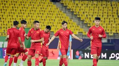 Ba cầu thủ xứ Nghệ và những cơ hội lớn trận gặp Saudi Arabia