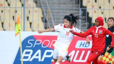 Tuyển nữ Việt Nam đè bẹp Maldives với tỉ số 16-0; Quỹ lương Man United tăng 20%