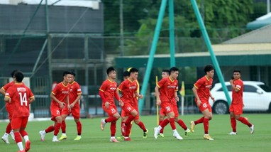 Chốt thời điểm U23 Việt Nam lên đường dự vòng loại U23 châu Á 2022