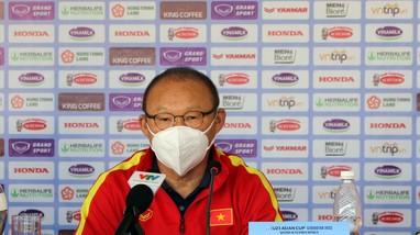 HLV Park Hang-seo: Đừng so sánh U23 Việt Nam với lứa cầu thủ trước đây