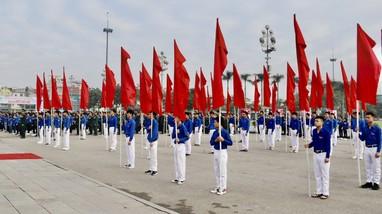 Tuổi trẻ Nghệ An phát động đợt thi đua cao điểm hướng tới ngày hội bầu cử