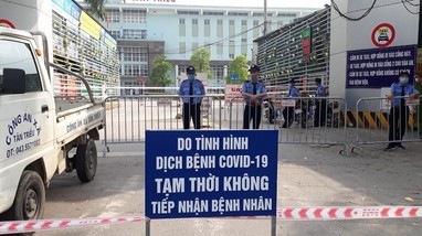 Nghệ An truy tìm các công dân từng đến Bệnh viện K3 Tân Triều