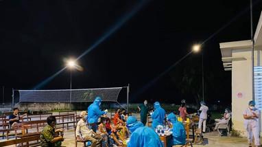Sáng 29/7, Nghệ An phát hiện 3 trường hợp nhiễm Covid-19 mới