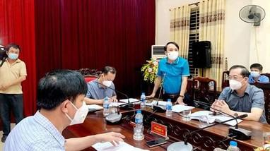 Sở y tế họp khẩn  khi thành phố Vinh liên tục xuất hiện các ca F0