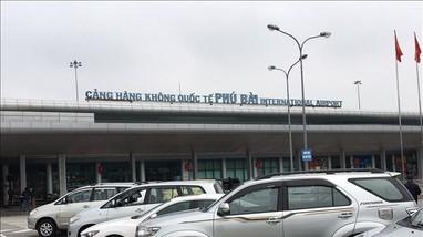 Khởi tố, bắt tạm giam 2 lãnh đạo Cảng hàng không quốc tế Phú Bài