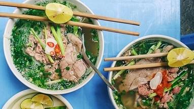 Nước phở Việt Nam lọt top 20 loại súp ngon nhất thế giới