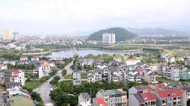 Cho phép thành phố Vinh hưởng 100% tiền sử dụng đất từ 4 dự án khu đô thị