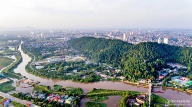 Sông Vinh sẽ được cải tạo thế nào?