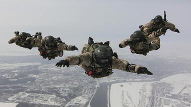 'Những người lịch sự' là tên gọi khác của Lực lượng tác chiến đặc biệt Nga