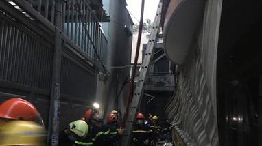 Thủ tướng gửi lời chia buồn và chỉ đạo khắc phục hậu quả vụ cháy làm chết nhiều người tại TP.HCM