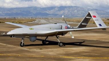 Ukraina dùng máy bay không người lái của Thổ Nhĩ Kỳ để dọa Nga