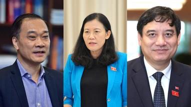 Danh sách Chủ nhiệm và Phó Chủ nhiệm các Ủy ban của Quốc hội
