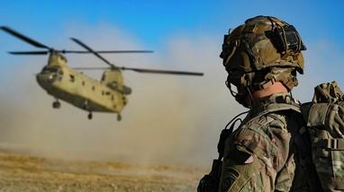 Mỹ đe dọa ném bom tấn công Taliban nhằm hỗ trợ Afghanistan