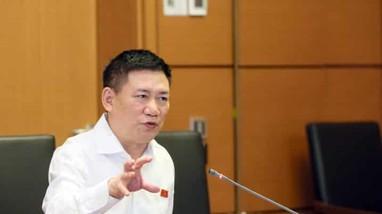 Bộ trưởng Bộ Tài chính Hồ Đức Phớc: Không có chuyện 'ngân sách cạn kiệt'