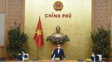 Thủ tướng Nguyễn Xuân Phúc: Hôm nay phải có nghị quyết về quy trình tiêm vắc-xin