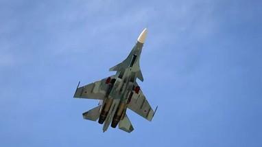 Su-30 của Nga đã phải chặn máy bay chiến đấu Pháp trên Biển Đen