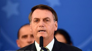 Tổng thống Brazil bị phạt tiền do vi phạm quy định sử dụng khẩu trang nơi công cộng