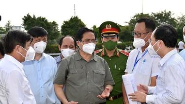 Thủ tướng Chính phủ phân công nhiệm vụ trong chỉ đạo, điều hành phòng, chống dịch COVID-19