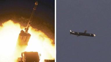 Giải mã vụ thử tên lửa hành trình mới của Triều Tiên