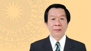 [infographics] - Chân dung tân Trưởng ban Tổ chức Tỉnh ủy Nghệ An Lê Đức Cường
