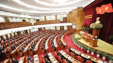 Khai mạc trọng thể Hội nghị lần thứ 15, Ban Chấp hành Trung ương Đảng