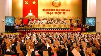 Một số thông tin các đoàn đại biểu tỉnh Nghệ An dự các kỳ Đại hội Đảng toàn quốc