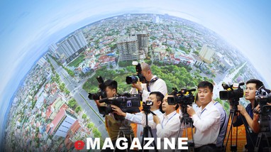 Báo chí đồng hành cùng sự phát triển của tỉnh