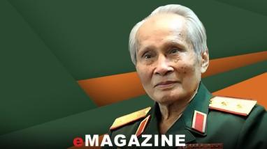 Trung tướng Nguyễn Quốc Thước: Một tấm gương ưu tú vì nước, vì dân